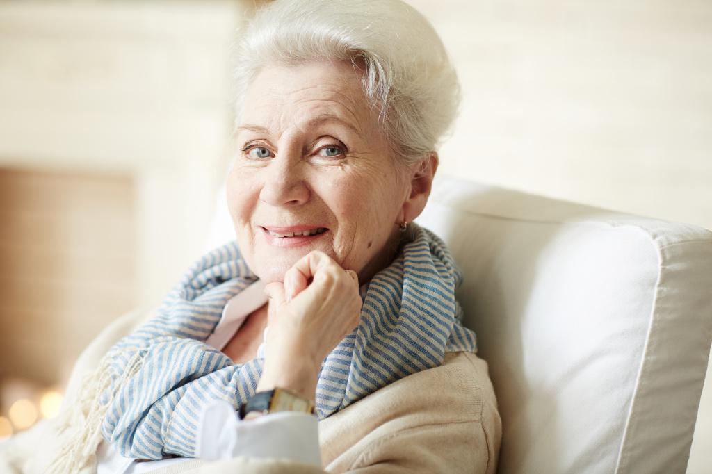 женщины в возрасте часто сталкиваются с проблемой недержания мочи
